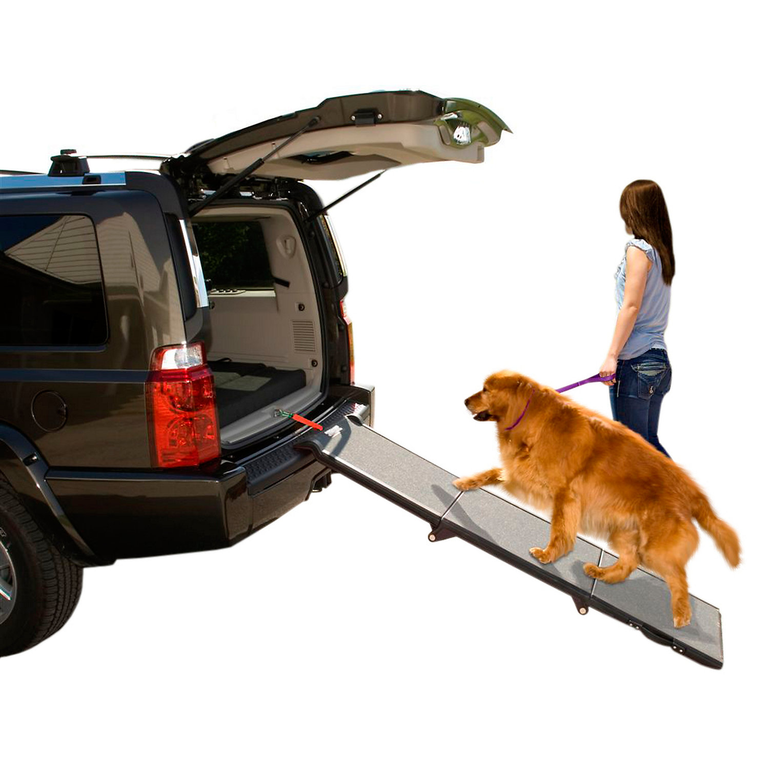 Tri Fold Pet Gear Ramp
