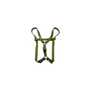 Coastal Pet Personalized Harness in Palm Green