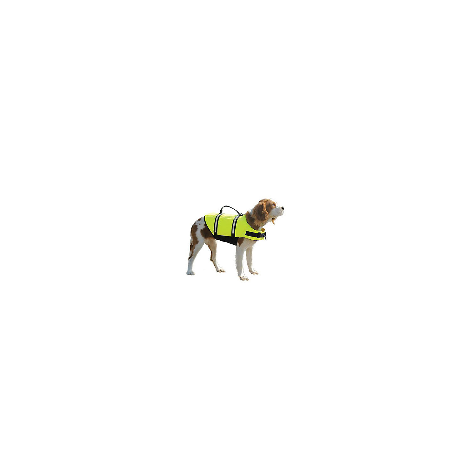 Paws Aboard Doggy Life Jacket In Yellow Small