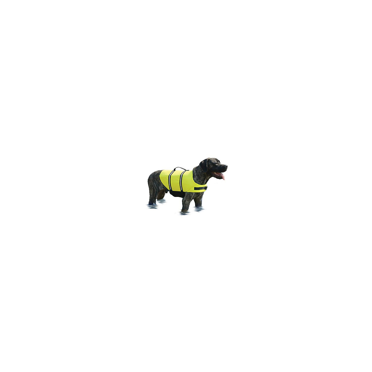Paws Aboard Doggy Life Jacket In Yellow X Large