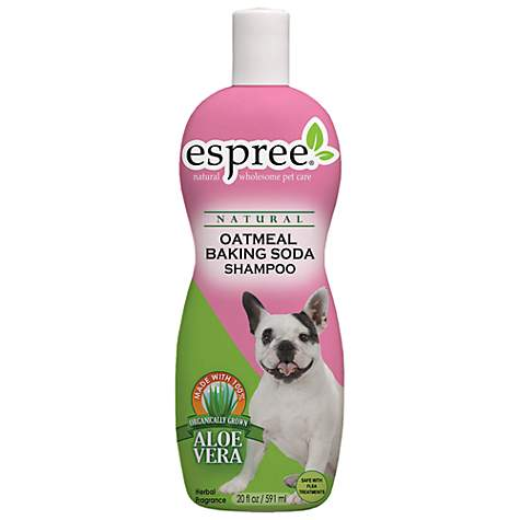 Espree Natural Oatmeal Baking Soda Dog Shampoo