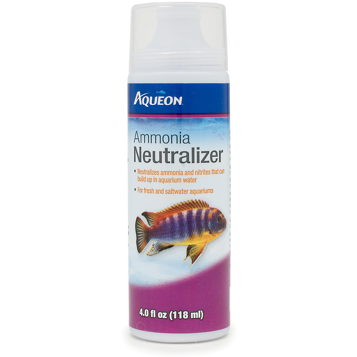 Aqueon Ammonia Neutralizer 4 Oz.