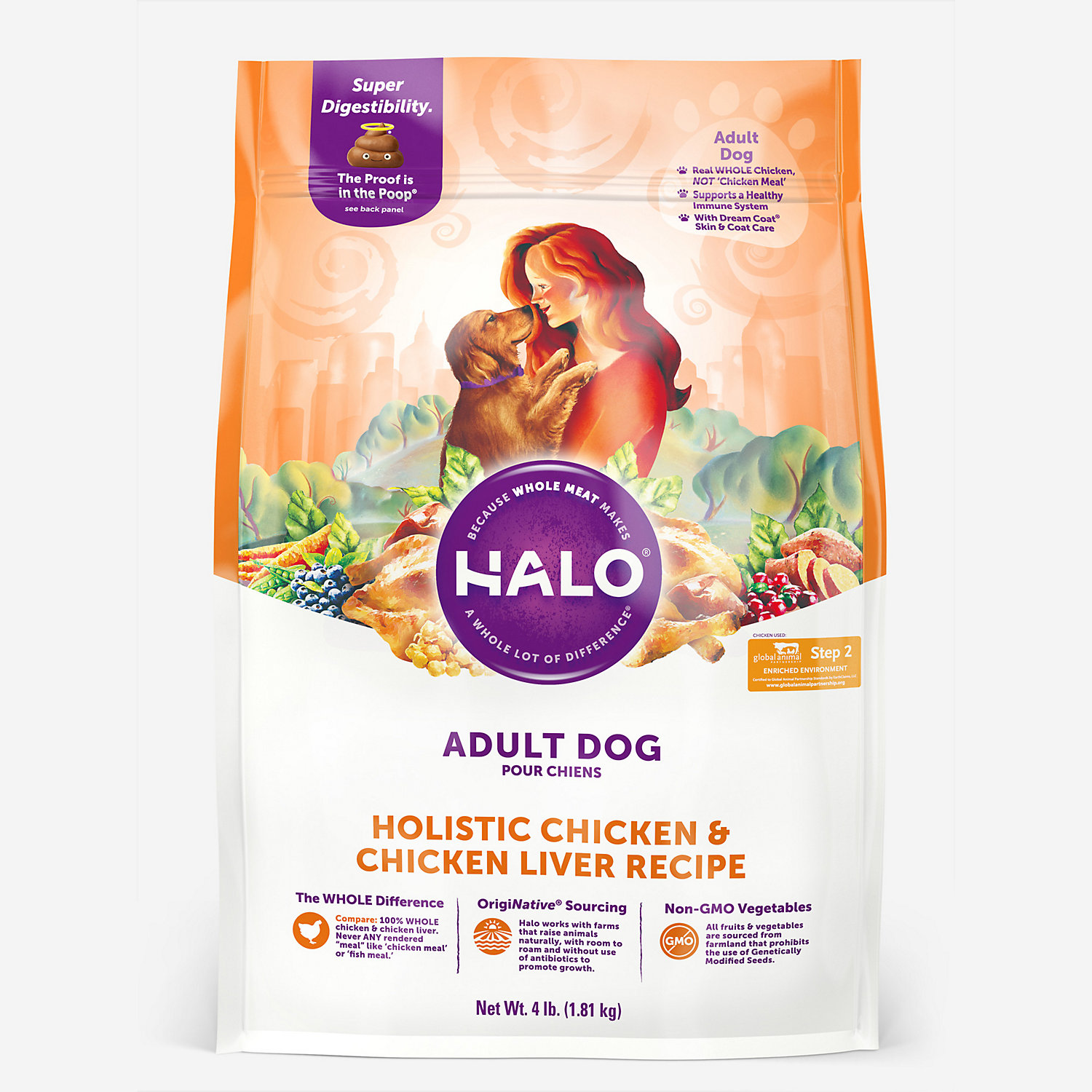Halo Spots Stew Chicken Recipe Dog Food