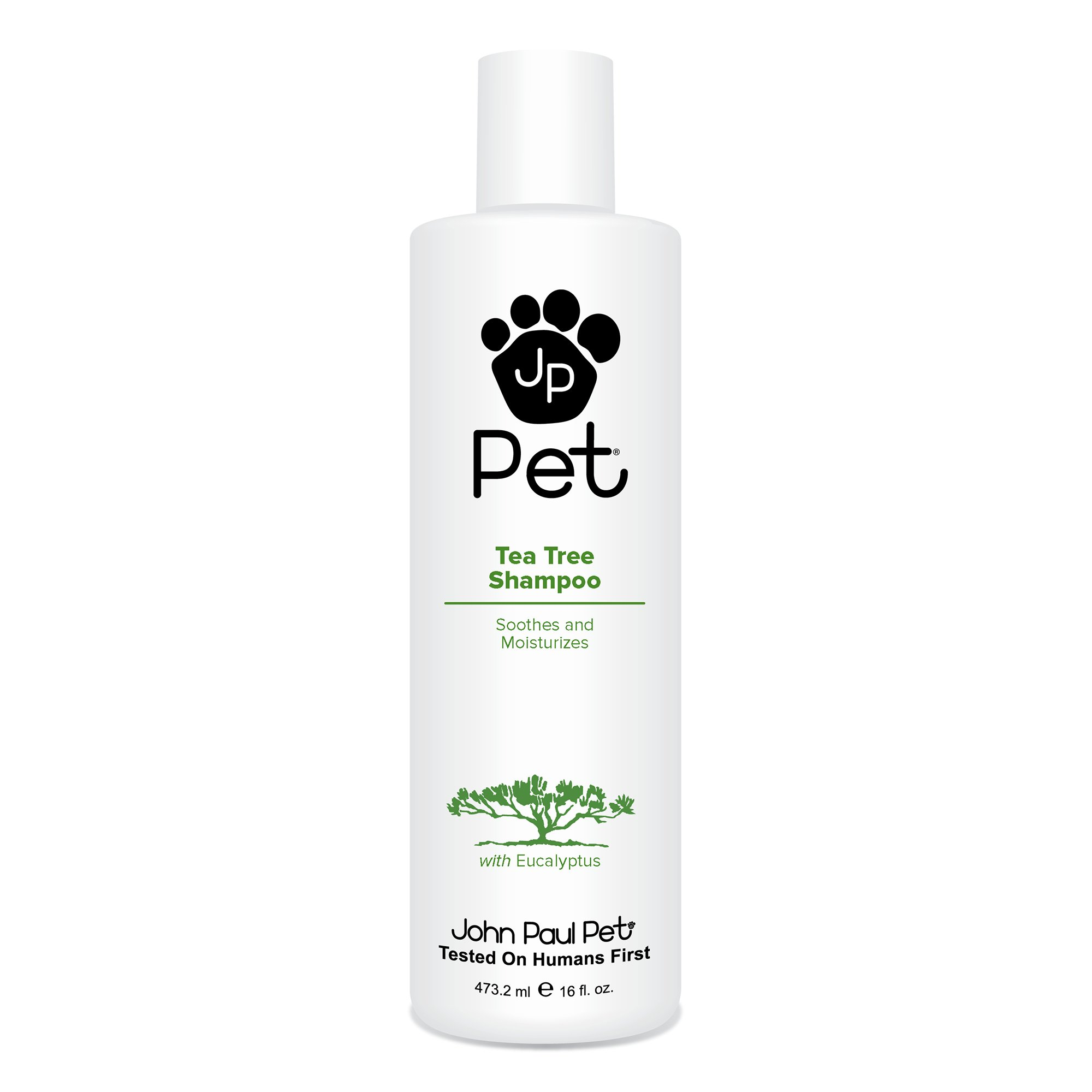John Paul Pet Tea Tree Treatment Dog Shampoo Petco