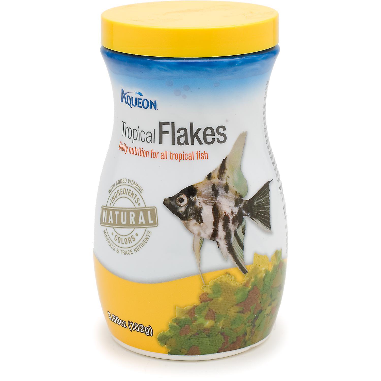 Aqueon Tropical Flakes 3.59 Oz.