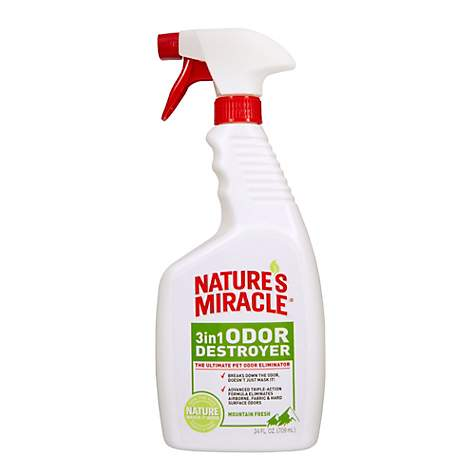 Nature's Miracle 3 in 1 Odor Destroyers
