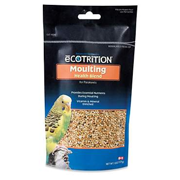 eCOTRITION Conditioning Health Blend for Parakeets Moulting Health Blend for Parakeets