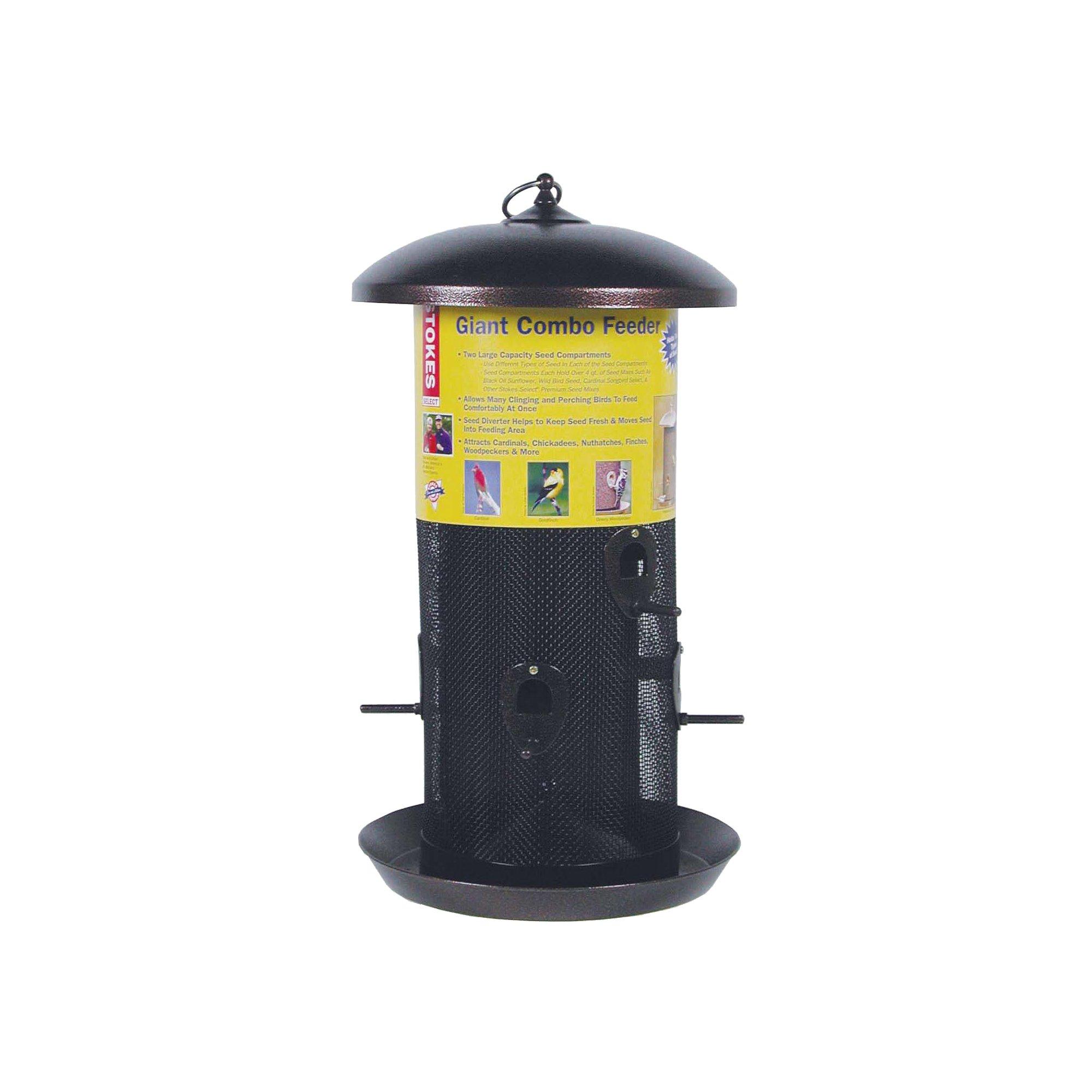 stokes select giant combo bird feeder petco