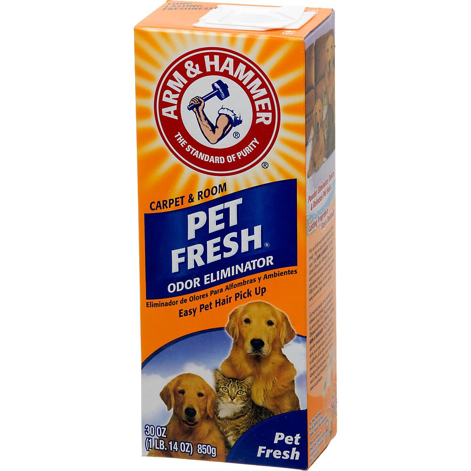 Dog Smell Of Rug: Arm & Hammer Carpet & Room Pet Fresh Odor Eliminator