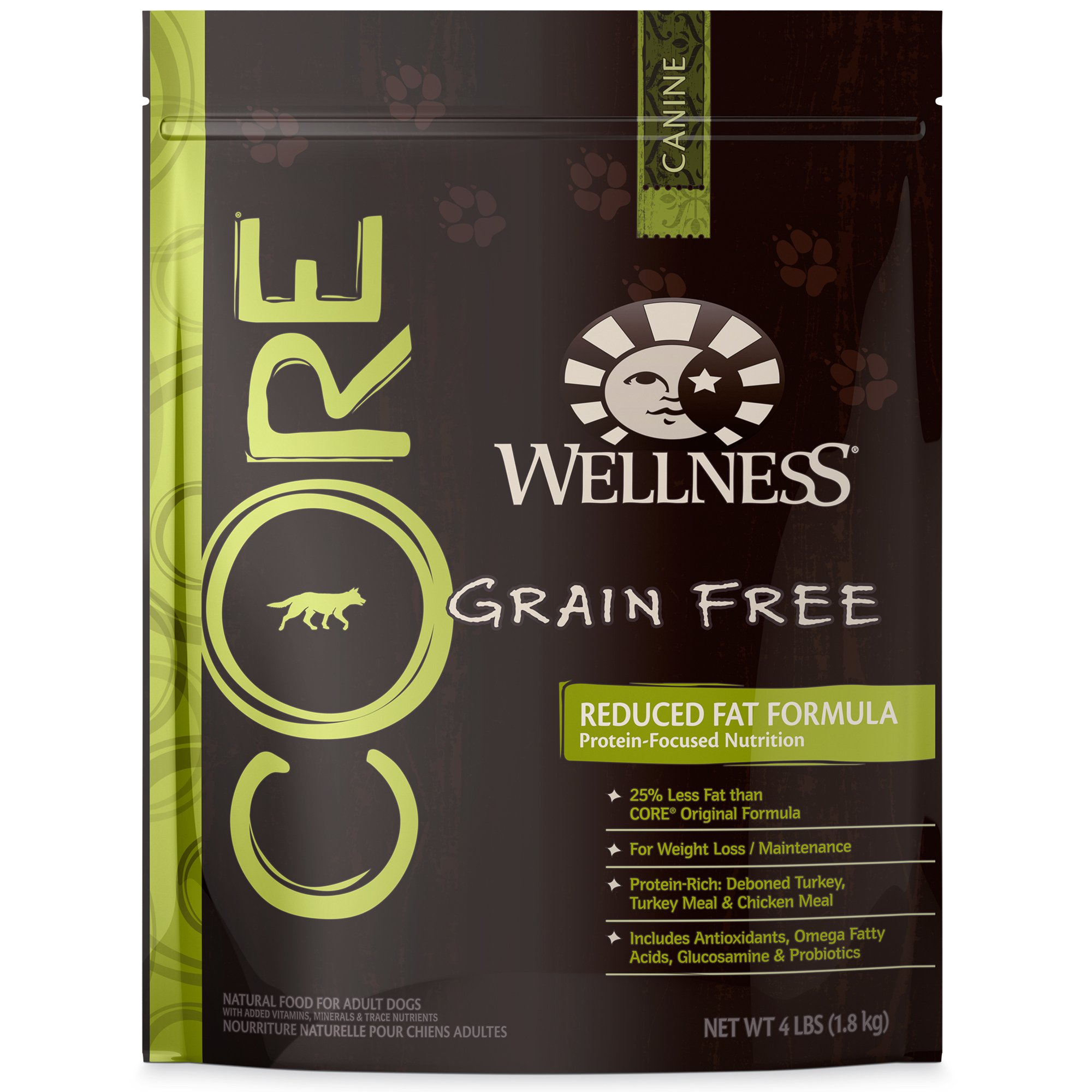 Wellness Core Natural Grain Free Reduced Fat Recipe Dry