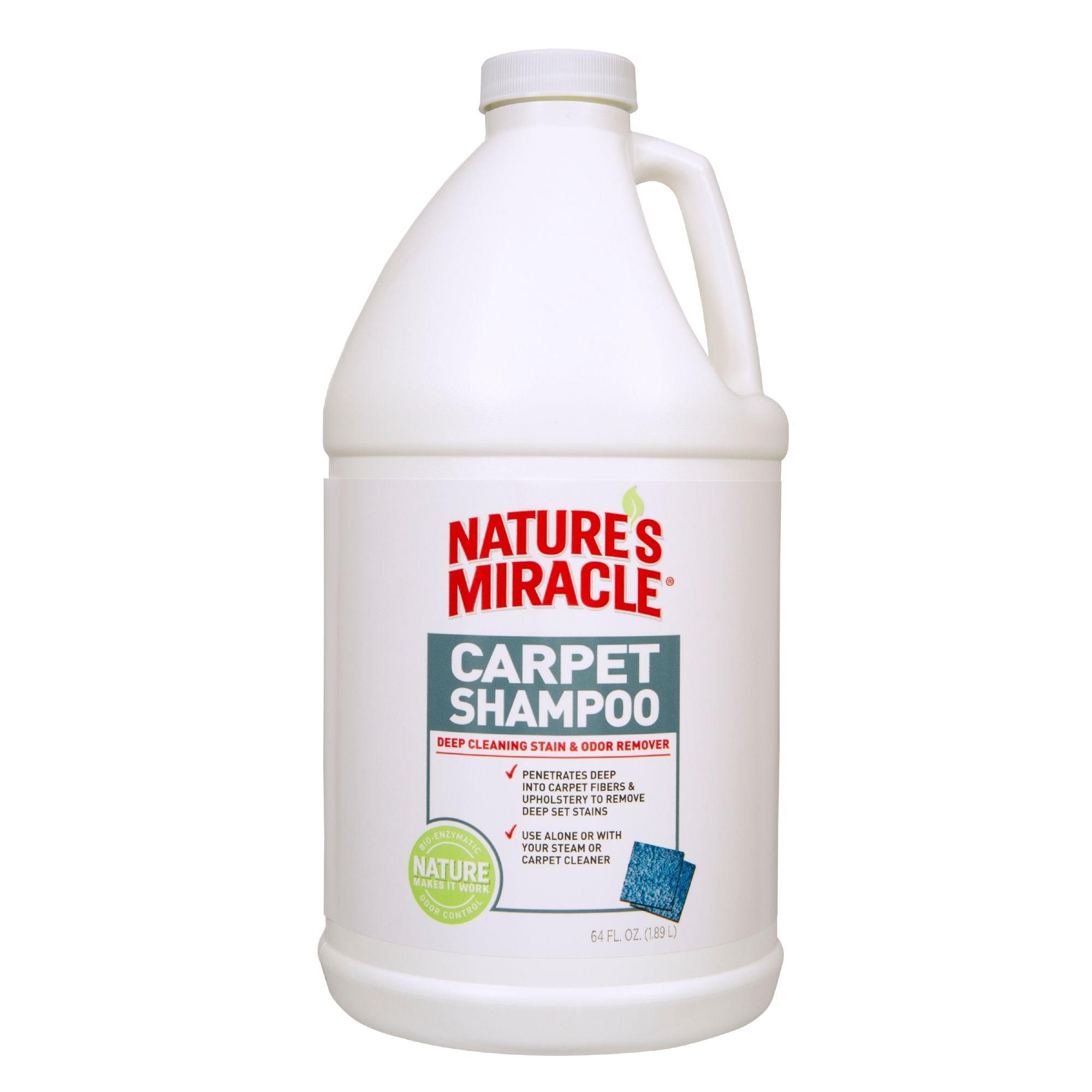 Enzyme Carpet Shampoo Carpet Review