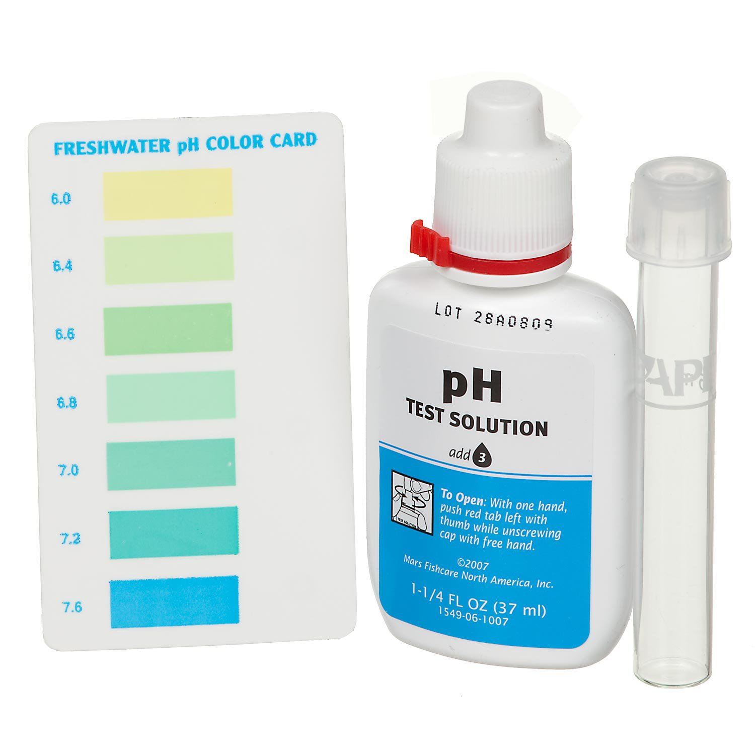how to lower ph in water for fish