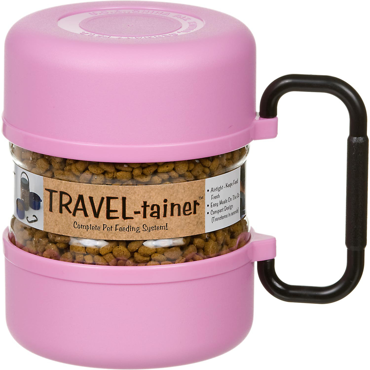Gamma Travel Tainer In Pink