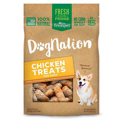 Freshpet Dognation Chicken Treats For Dogs