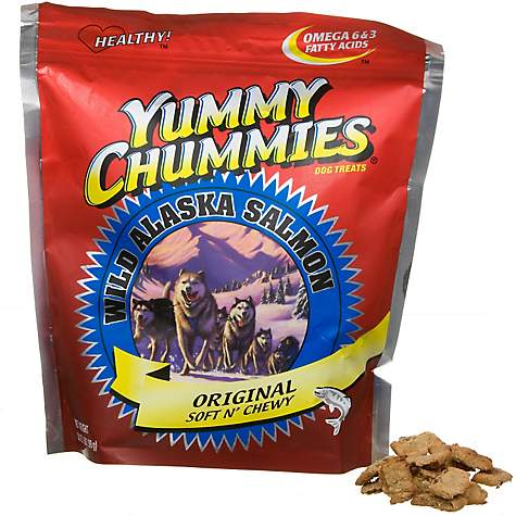 Yummy Chummies Wild Alaska Original Dog Treat