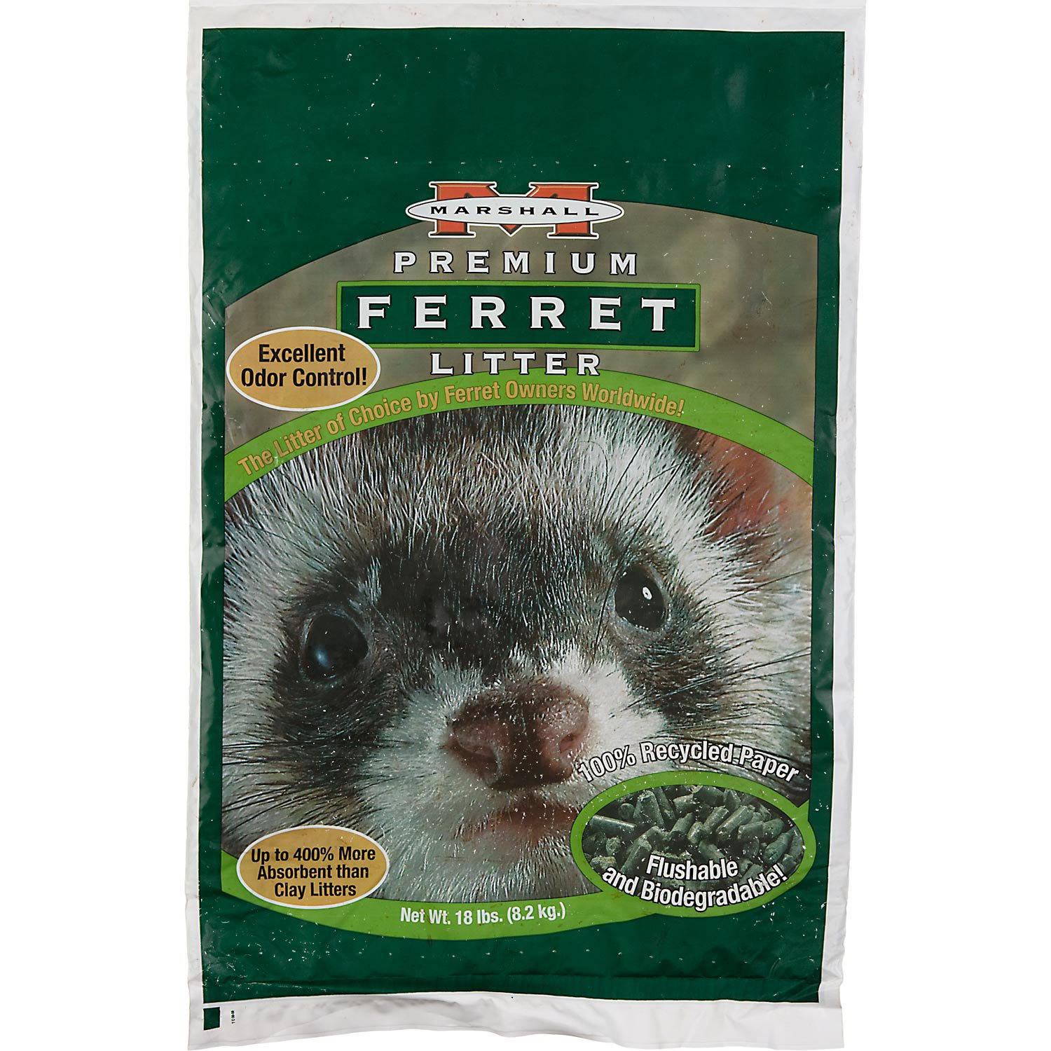 Marshall Pet Products Ferret Litter | Petco