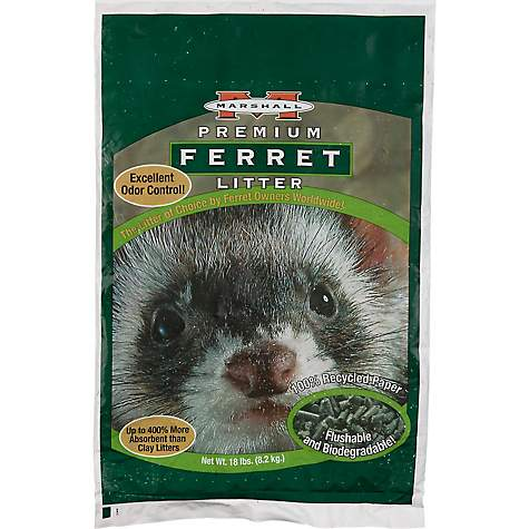 Marshall Pet Products Ferret Litter