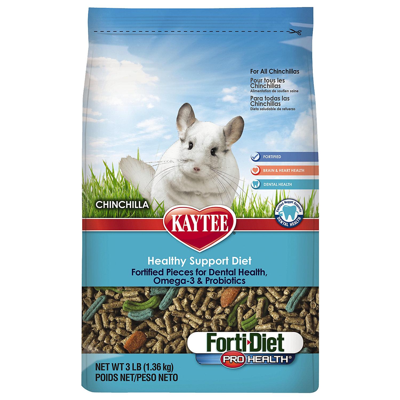 Kaytee Forti Diet Pro Health Chinchilla Food 3 Lbs.