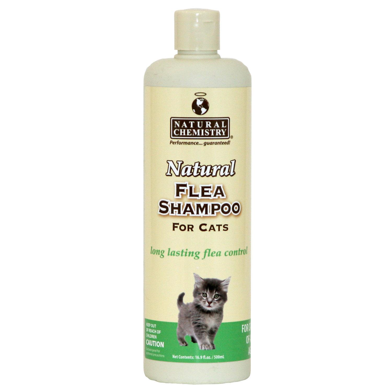Natural Chemistry Natural Cat Flea Shampoo