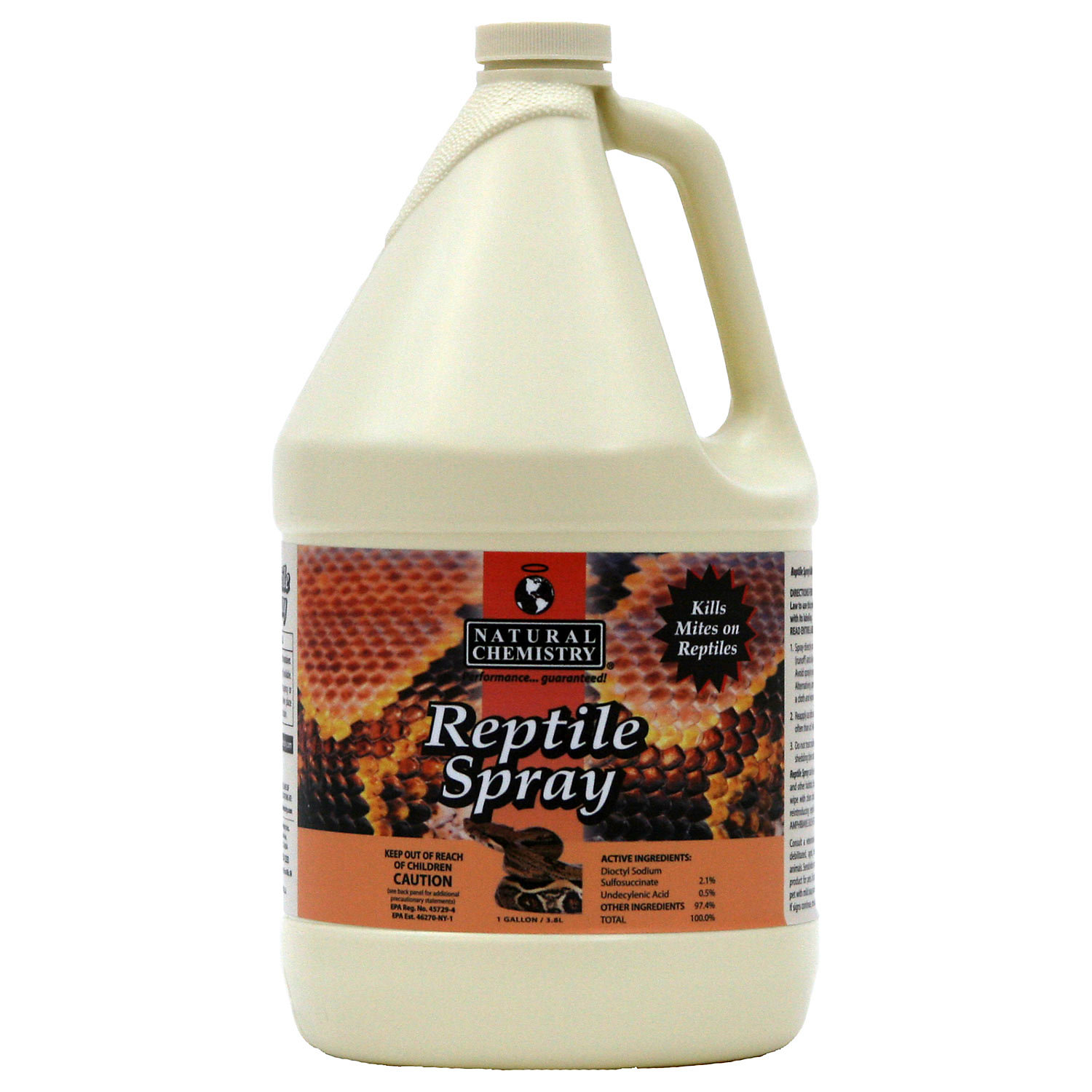 Image of Natural Chemistry Reptile Spray, 1 gallon