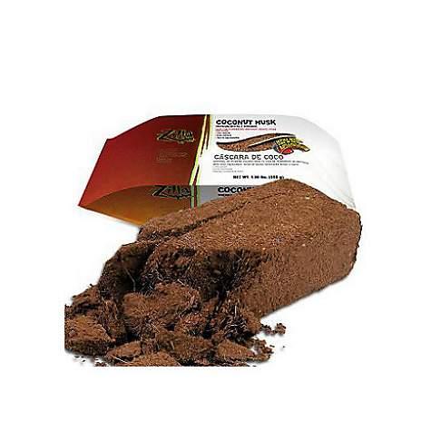 Zilla Coconut Husk Brick Reptile Bedding Petco