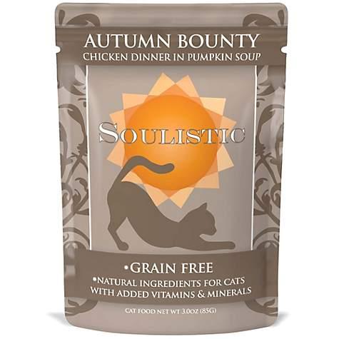 Soulistic Pumpkin Cat Food