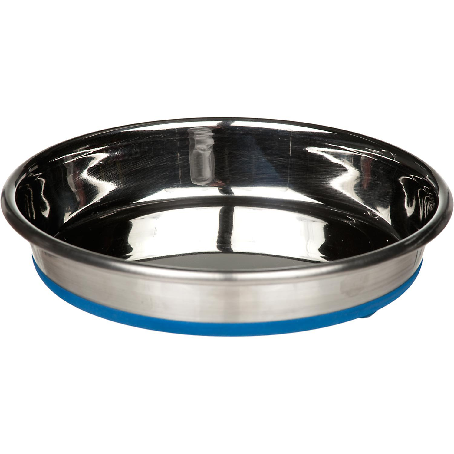 Our Pet 39 S Durapet Stainless Steel Cat Bowl Petco