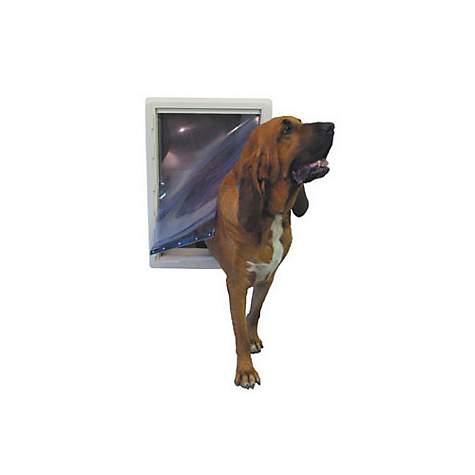 Perfect Pet All Weather Series Insulated Pet Door 19in X 575in X