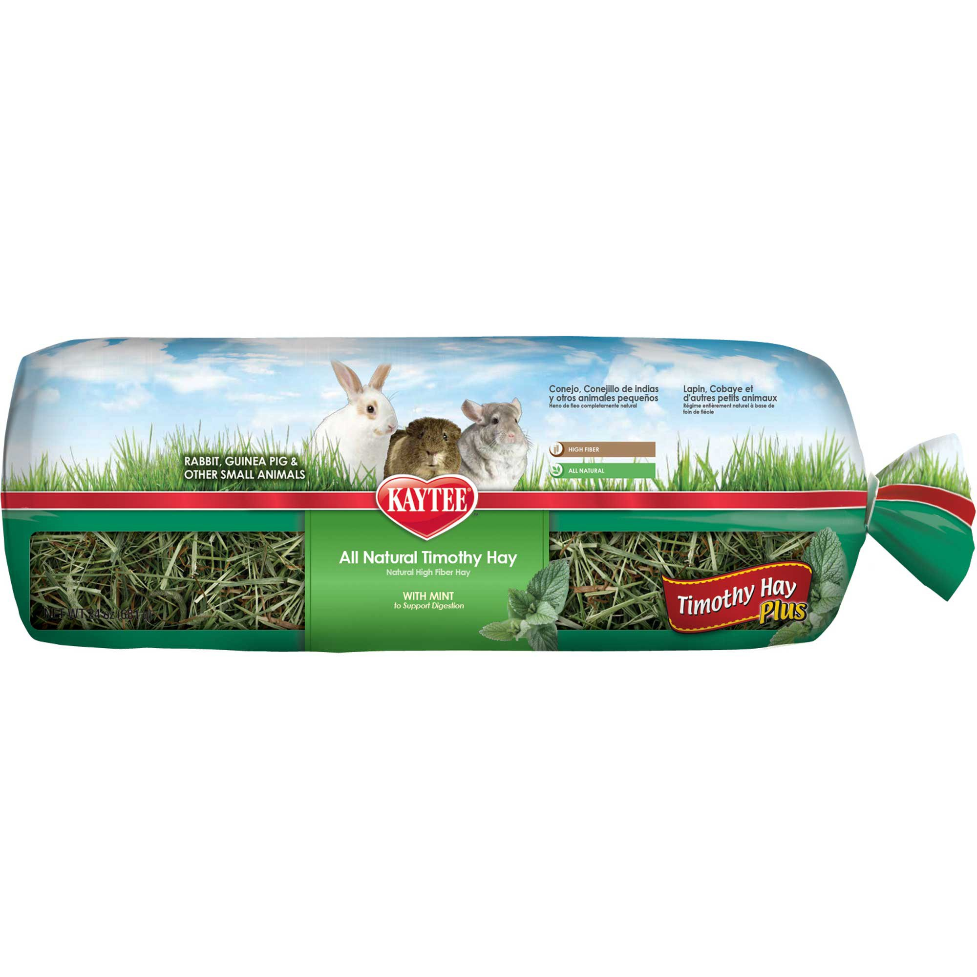 Kaytee Timothy Hay Plus Mint For Rabbits & Small Animals   Petco at Petco in Braselton, GA   Tuggl