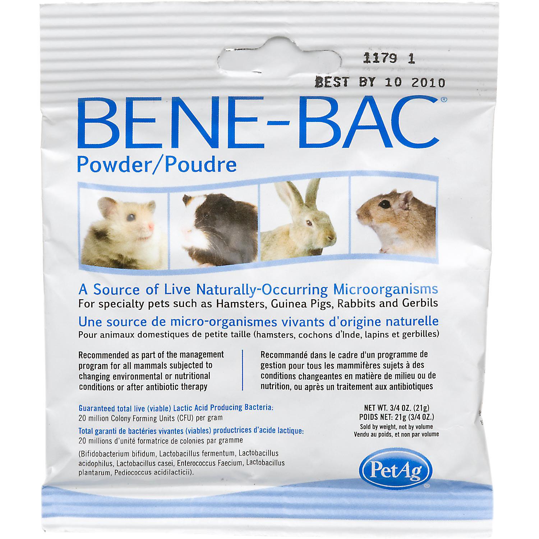 Petag Bene Bac Small Animal Powder .75 Oz.