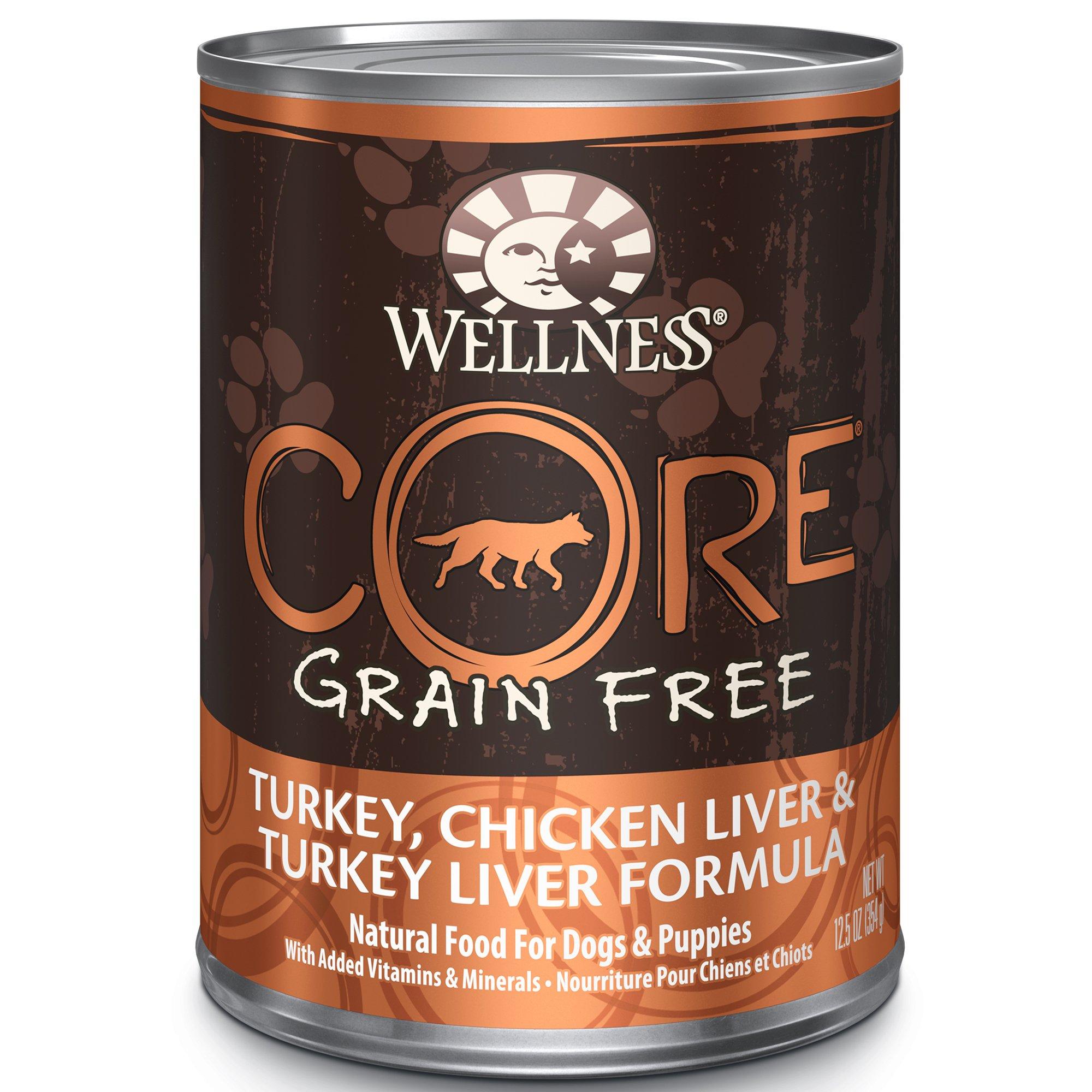 Wellness Core Natural Grain Free Turkey Chicken Amp Turkey