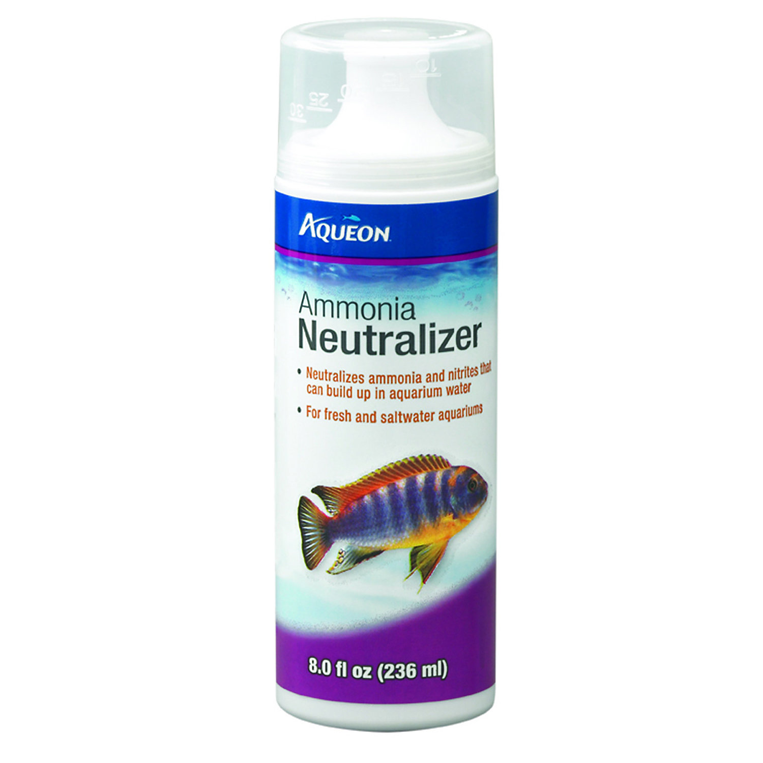 Aqueon Ammonia Neutralizer 8 Oz.