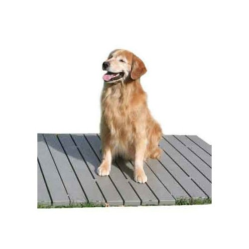 Image of The Kennel Deck, 2 FT, Gray