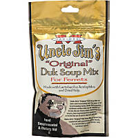 Marshall Pet Products Uncle Jim's 'Original' Duk Soup Mix Ferret Food Supplement & Dietary Aid