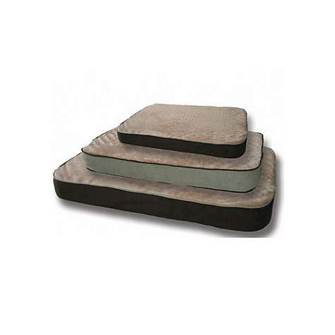 K&H Memory Sleeper Dog Bed in Sage