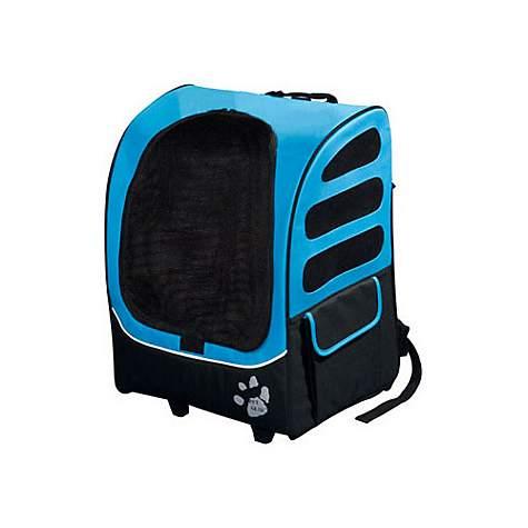 Pet Gear I-GO2 Ocean Blue Traveler Plus