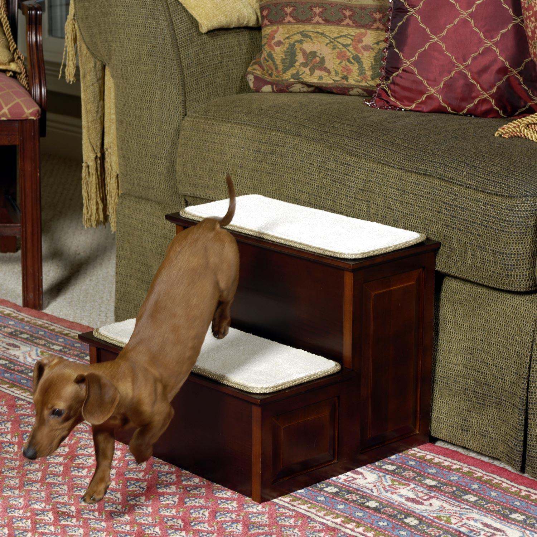 Solvit 2 Step Decorative Pet Steps Petco