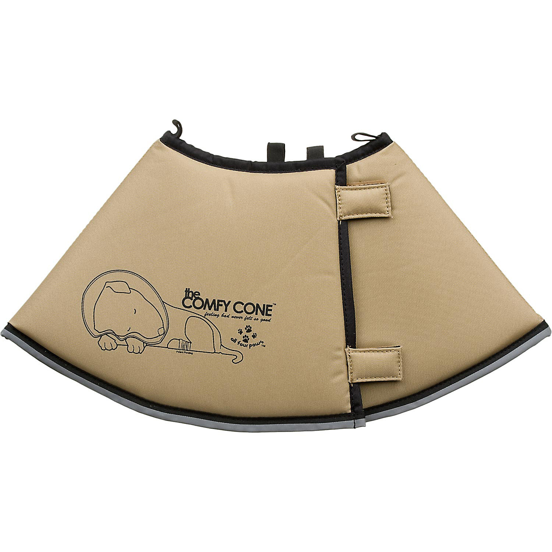 All Four Paws Tan Comfy Cone Medium Medium 20 Cm