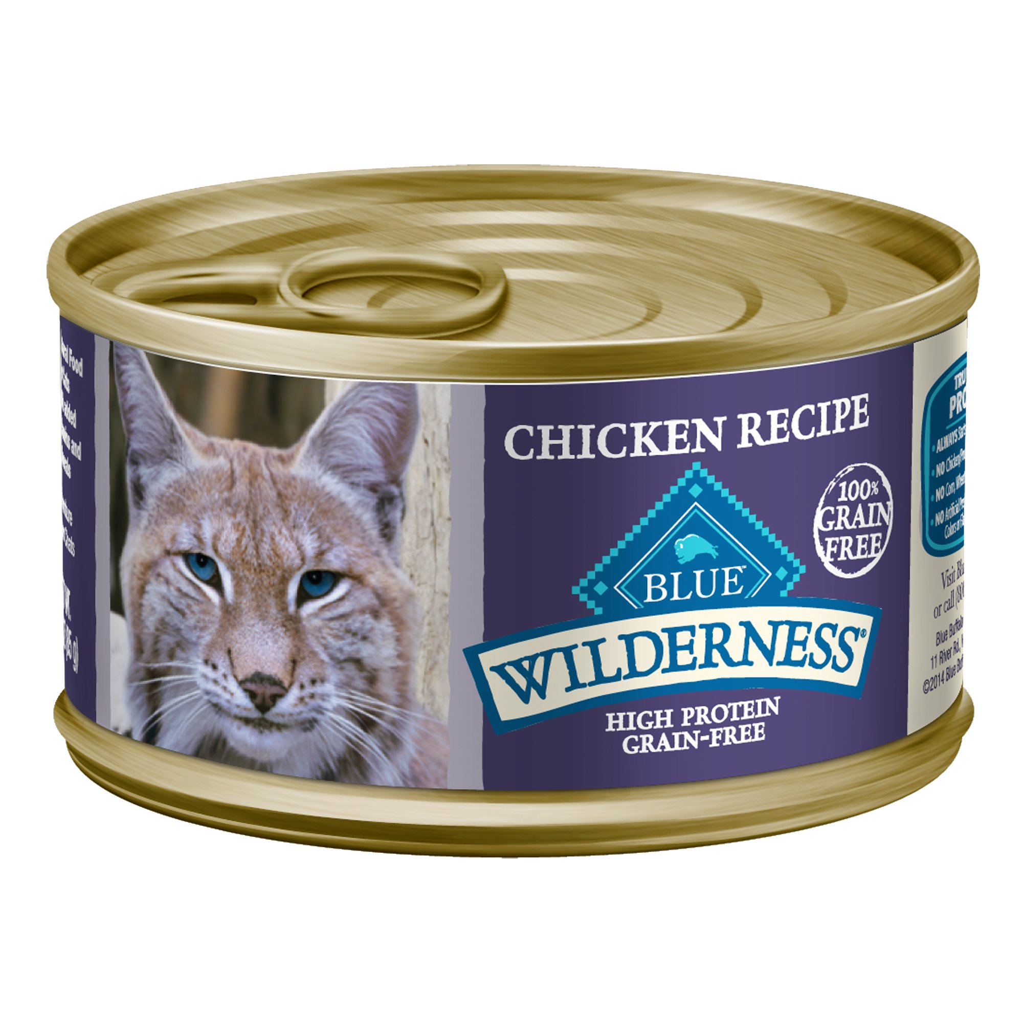 Blue buffalo canned cat food coupon