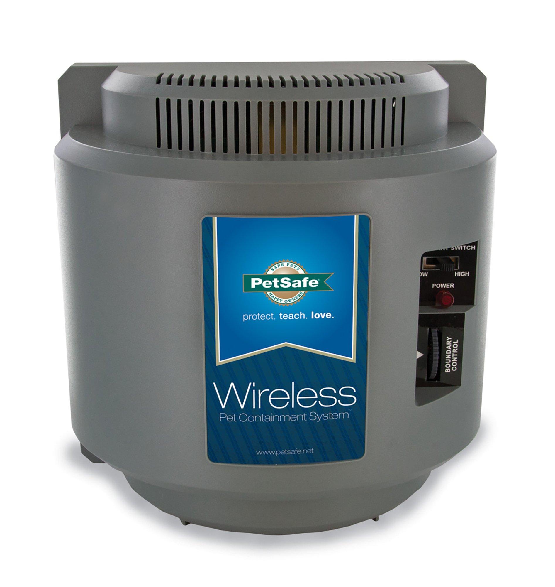 petsafe wireless instant fence extra transmitter system petco