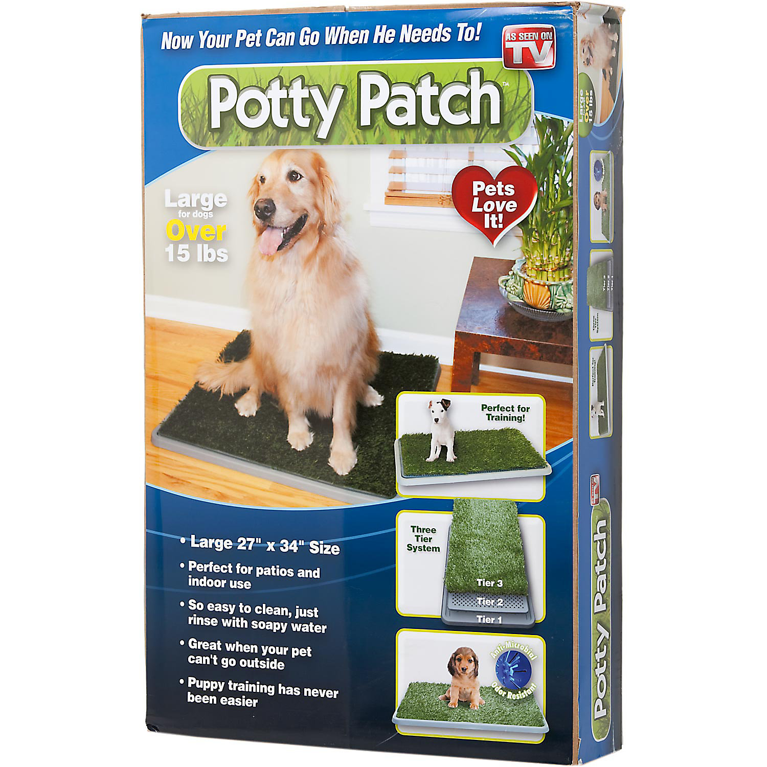 Potty Patch As Seen On Tv