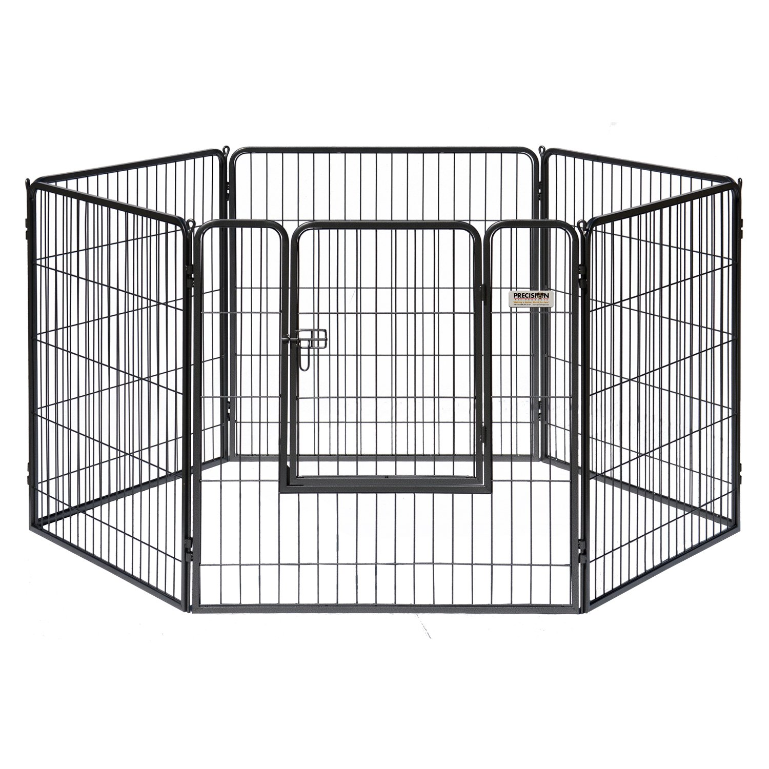 Precision Pet Courtyard Kennel Exercise Pen Petco
