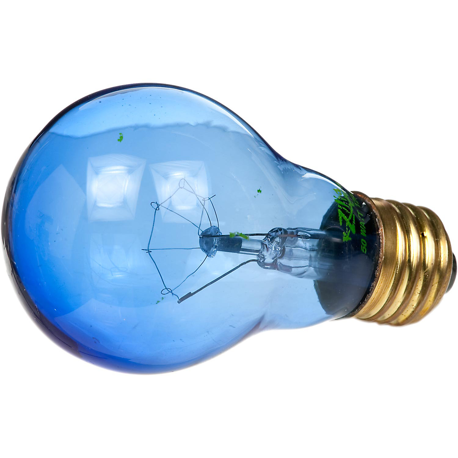 Zilla Day Blue Light Incandescent Bulb 50 Watts