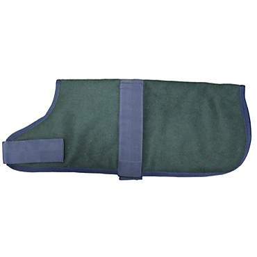 ABO Gear Hunter Green Wool Dog Coat