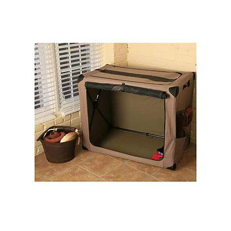 ABO Gear Dog Digs Portable Crate for Dogs