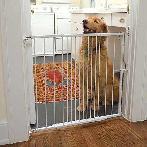 Cardinal Gates White Duragate Pet Gate