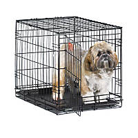 Midwest iCrate Single Door Folding Dog Crates