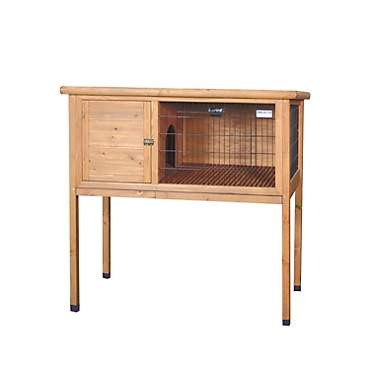 Precision Pet Extreme Rabbit Shack Rabbit Hutch