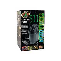 Zoo Med Turtle Clean 511 Turtle Tank External Canister Filter