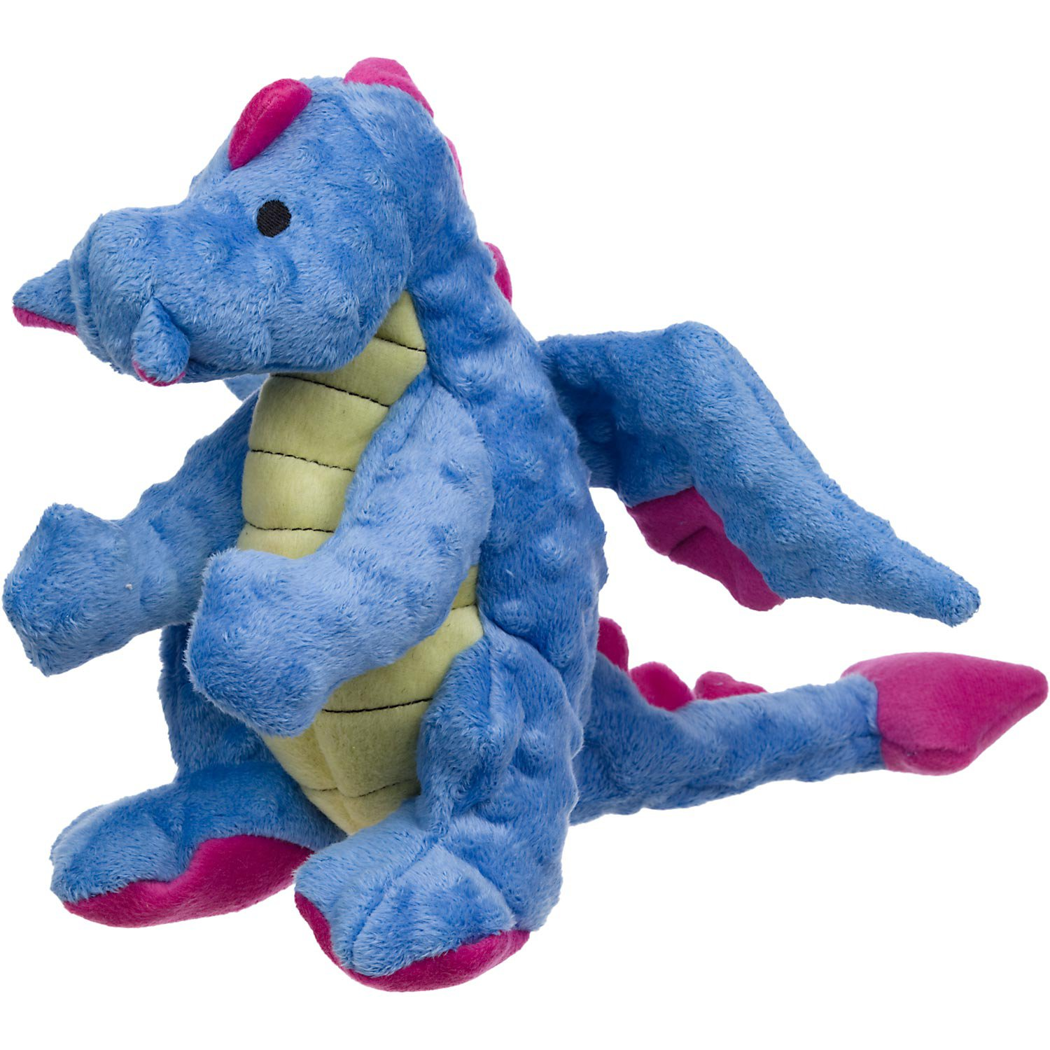 goDog Plush Dragon Dog Toy